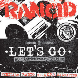 "Rancid ""Let's Go: 20th Anniversary Edition"" 7"" Pack"