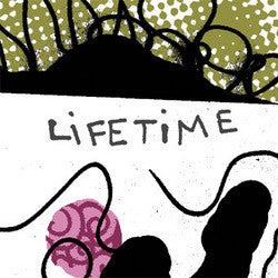 "Lifetime ""S/T"" CD"