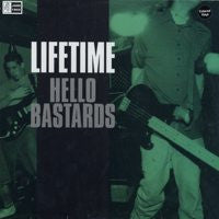 "Lifetime ""Hello Bastards"" CD"
