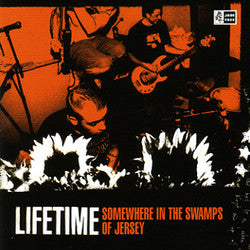 "Lifetime ""Somewhere In The Swamps Of Jersey"" 2xCD"