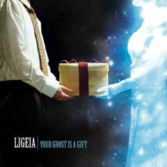 "Ligeia ""Your Ghost Is A Gift"" CD"