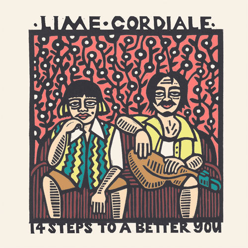 "Lime Cordial ""14 Steps To A Better You"" LP"