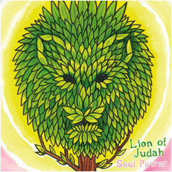 "Lion Of Judah ""Soul Power"" CDep"