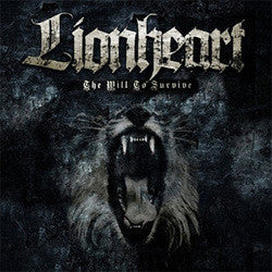 "Lionheart ""The Will To Survive""CD"