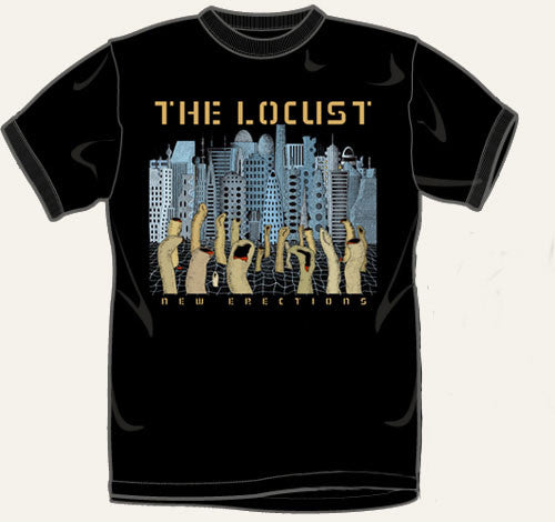 The Locust New Erections T Shirt