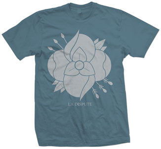 "La Dispute ""Grey Flower"" T Shirt"