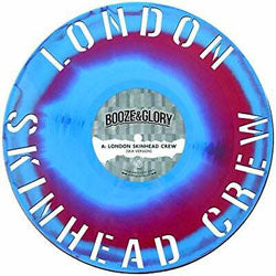 "Booze & Glory ""London Skinhead Crew"" 12"""