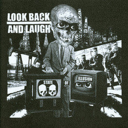 "Look Back And Laugh ""State Of Illusion"" CD"