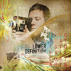 "Lower Definition ""The Greatest Of All Lost Arts"" CD"