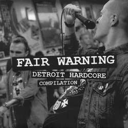 "V/A ""Fair Warning"" 7"""