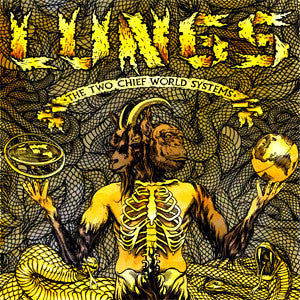 "Lungs ""The Two Chief World Systems"" CD"