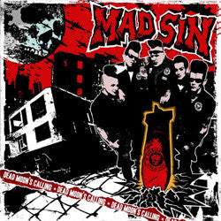"Mad Sin ""Dead Moon's Calling"" LP"