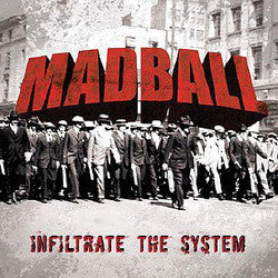 "Madball ""Infiltrate The System"" CD"