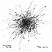 "Mae ""Singularity"" CD"