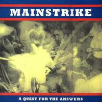 "Mainstrike ""A Quest For The Answers"" LP"
