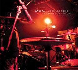 "Man Overboard ""The Human Highlight Reel"" LP"