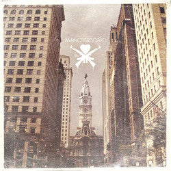 "Man Overboard ""<i>Self Titled</i>"" LP"