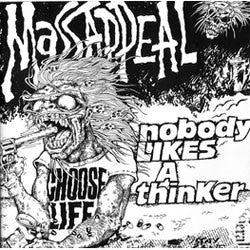 "Massappeal ""Nobody Likes A Thinker"" CD"