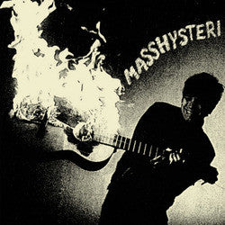 "Masshysteri ""<i>Self Titled</i>"" CD"