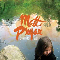 "Pryor, Matt ""Confidence Man"" CD"