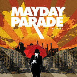 "Mayday Parade ""A Lesson In Romantics"" CD"