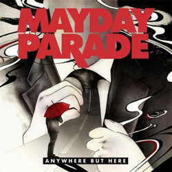 "Mayday Parade ""Anywhere But Here"" CD"