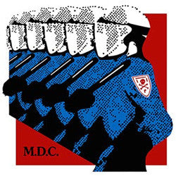 "MDC ""Millions Of Dead Cops"" CD"