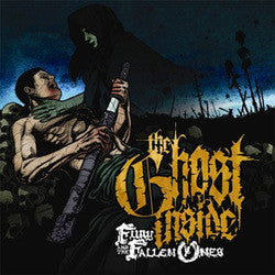 "The Ghost Inside ""Fury And The Fallen Ones"" CD"