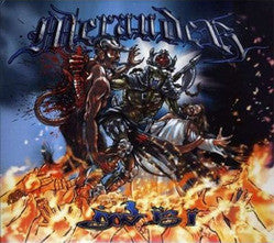 "Merauder ""God Is I"" CD"