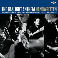 "The Gaslight Anthem ""Handwritten"" Deluxe CD"