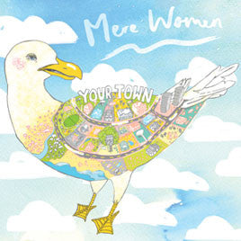 "Mere Women ""Your Town"" LP"