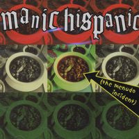 "Manic Hispanic ""The Menudo Incident"" CD"