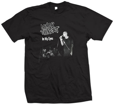 "Minor Threat ""In My Eyes"" T Shirt"