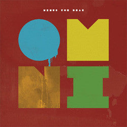 "Minus The Bear ""Omni"" 2xLP Deluxe"