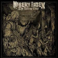 "Misery Index ""The Killing Gods"" 2xLP"