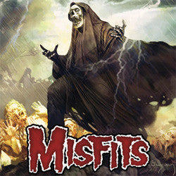 "Misfits ""The Devil's Rain"" CD"