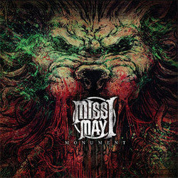 "Miss May I ""Monument Deluxe"" CD"
