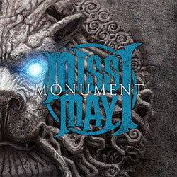 "Miss May I ""Monument"" CD"