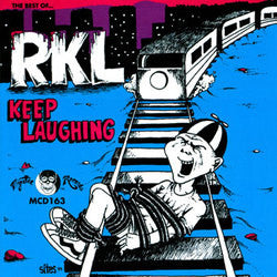 "RKL ""Keep Laughing: The Best Of"" LP"