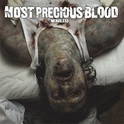 "Most Precious Blood ""Merciless"" CD"