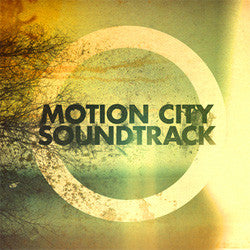 "Motion City Soundtrack ""Go"" LP"