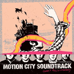 "Motion City Soundtrack ""Commit This To Memory"" LP"