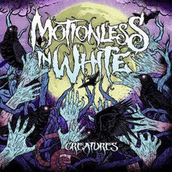 "Motionless In White ""Creatures"" LP"