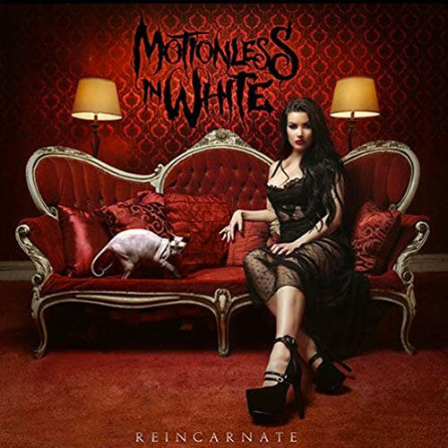 "Motionless In White ""Reincarnate"" LP"