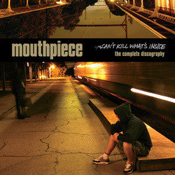 "Mouthpiece ""Can't Kill What's Inside"" LP"