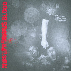 "Most Precious Blood ""Demo"" 7"""