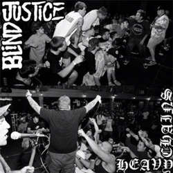 "Blind Justice / Heavy Chains ""Split"" 7"""