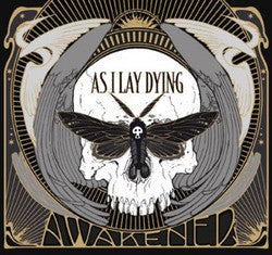"As I Lay Dying ""Awakened"" CD"