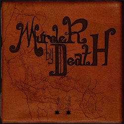 "Murder By Death ""Who Will Survive & What Will Be Left Of Them?"" 2xLP"