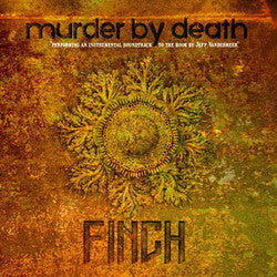 "Murder By Death ""Finch"" CD"